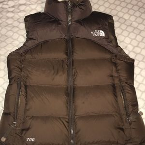 North face 700 Puffy Vest